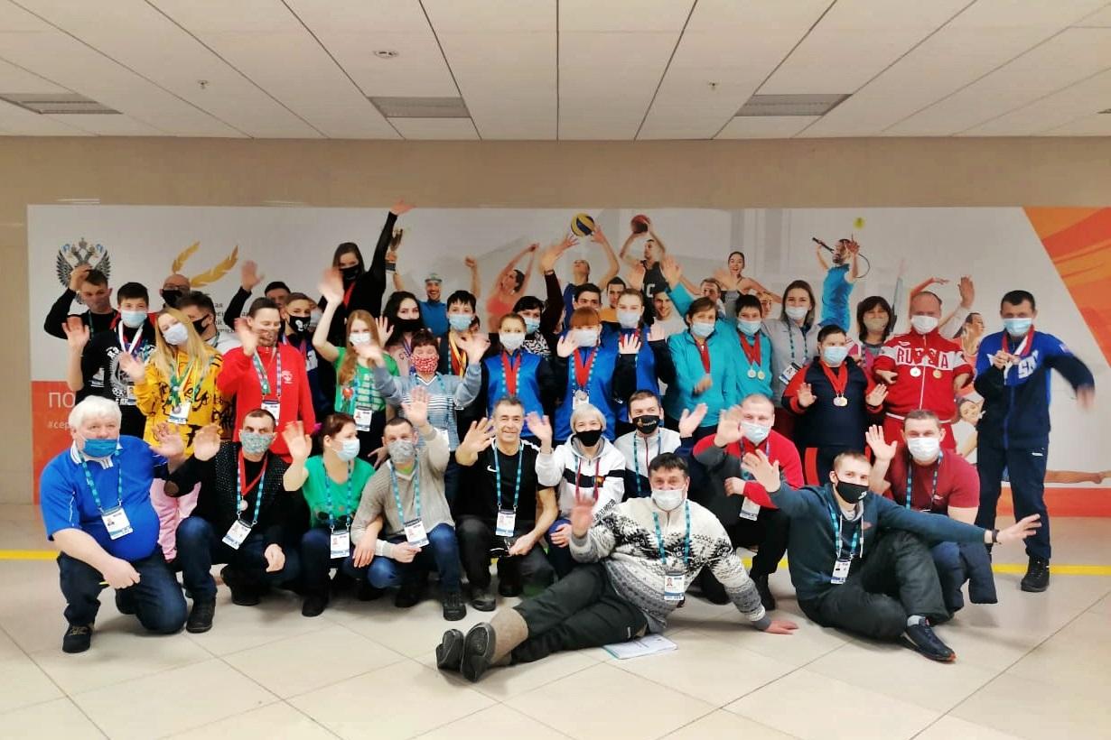 Владимирские спортсмены завоевали 30 медалей на Всероссийской Специальной Олимпиаде
